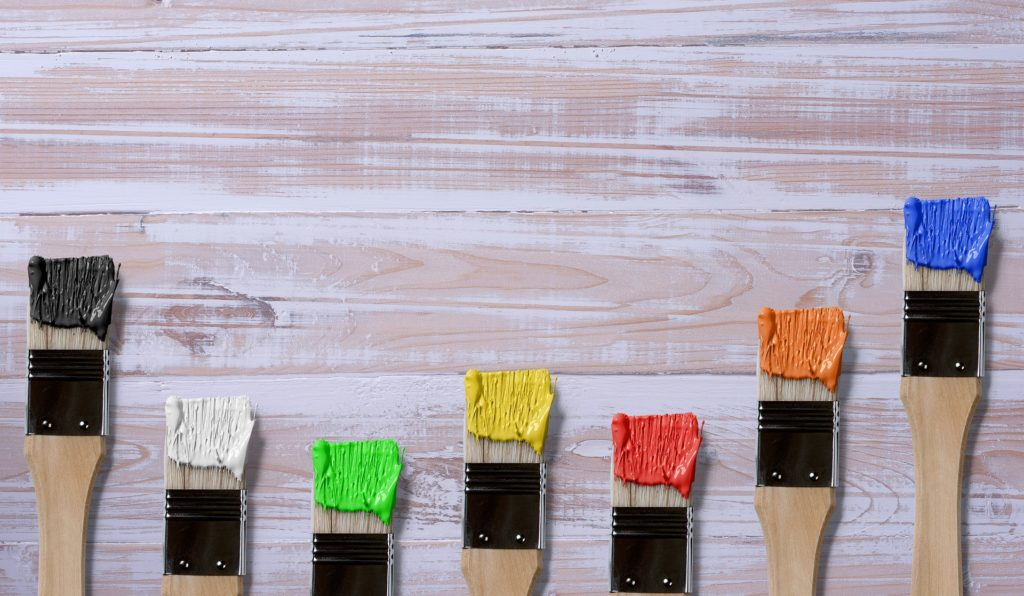 Types of Paints and Their Specific Uses