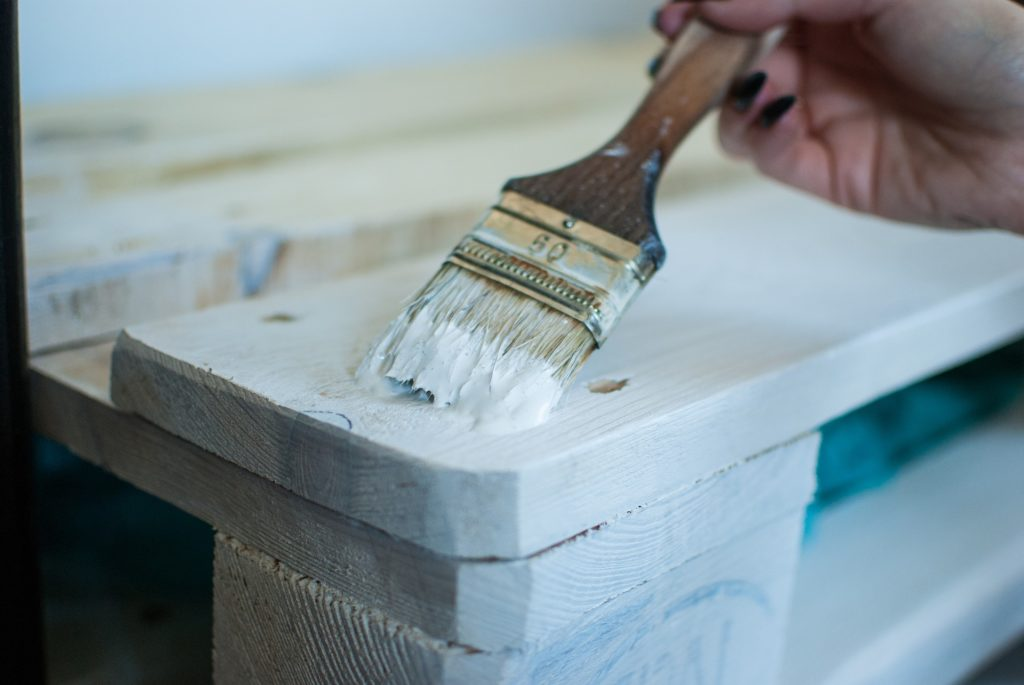 Can you Paint Woodwork with Emulsion